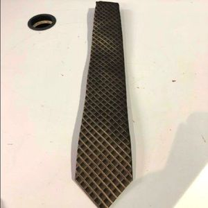 Kenneth Cole Reaction Men's Brown Ties